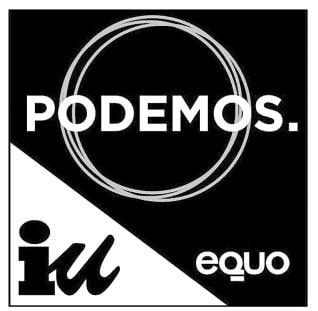 Logo Unidos Podemos
