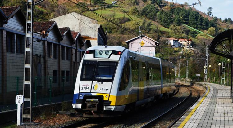 Feve Santander - Bilbao