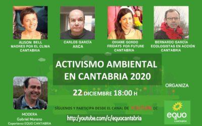 ACTIVISMO ECOSOCIAL EN CANTABRIA