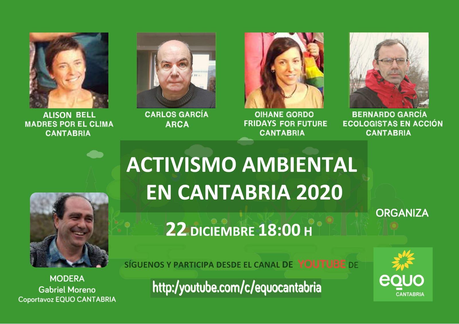 Cartel Activismo Ambiental