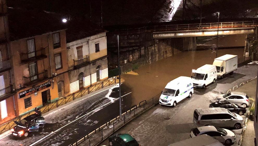 Inundaciones Peñacastillo 2020