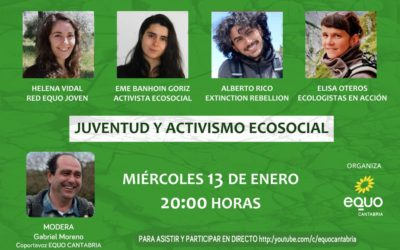JUVENTUD Y ACTIVISMO ECOSOCIAL