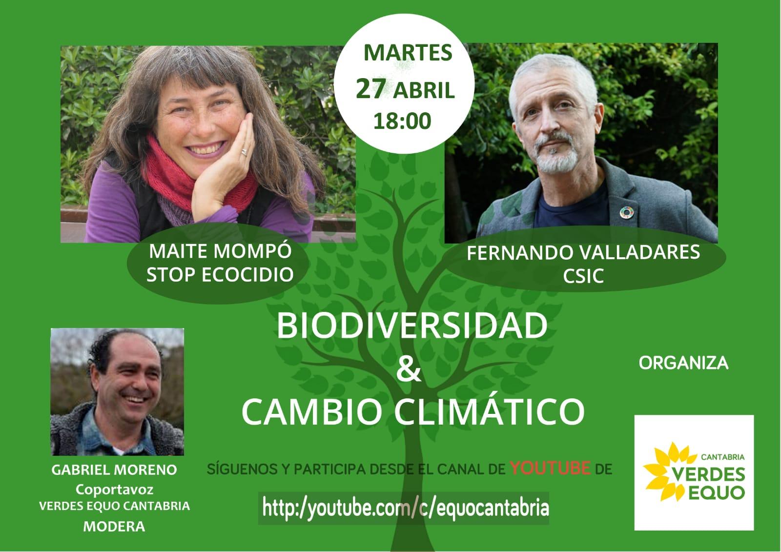 Biodiversidad y cambio climático