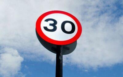 Verdes Equo espera que Santander  acelere la señalización #Ciudad30