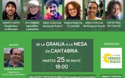 De la GRANJA a la MESA en Cantabria