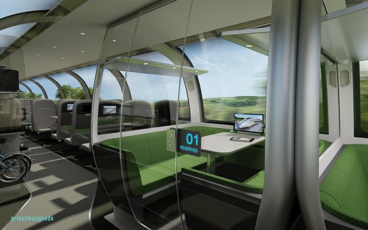 Futuro tren de cercanías